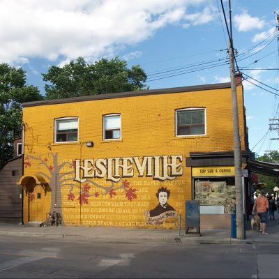Houses for Sale in Leslieville Toronto